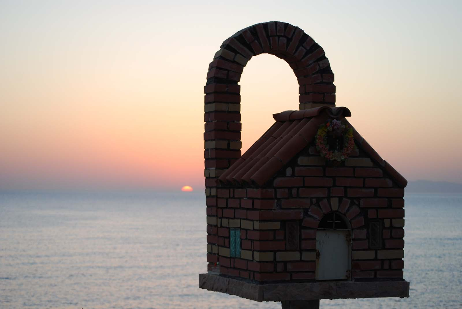 Kreta, wschód słońca