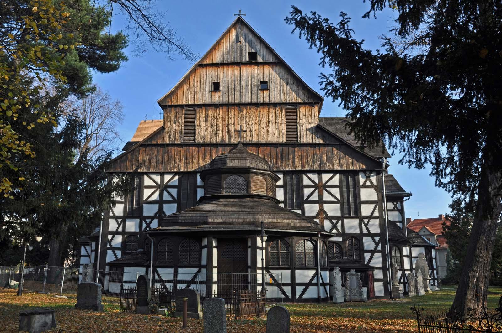 Kościół Pokoju św. Trójcy, przetrwał do naszych czasów, Kościół Pokoju św. Trójcy, Świdnica