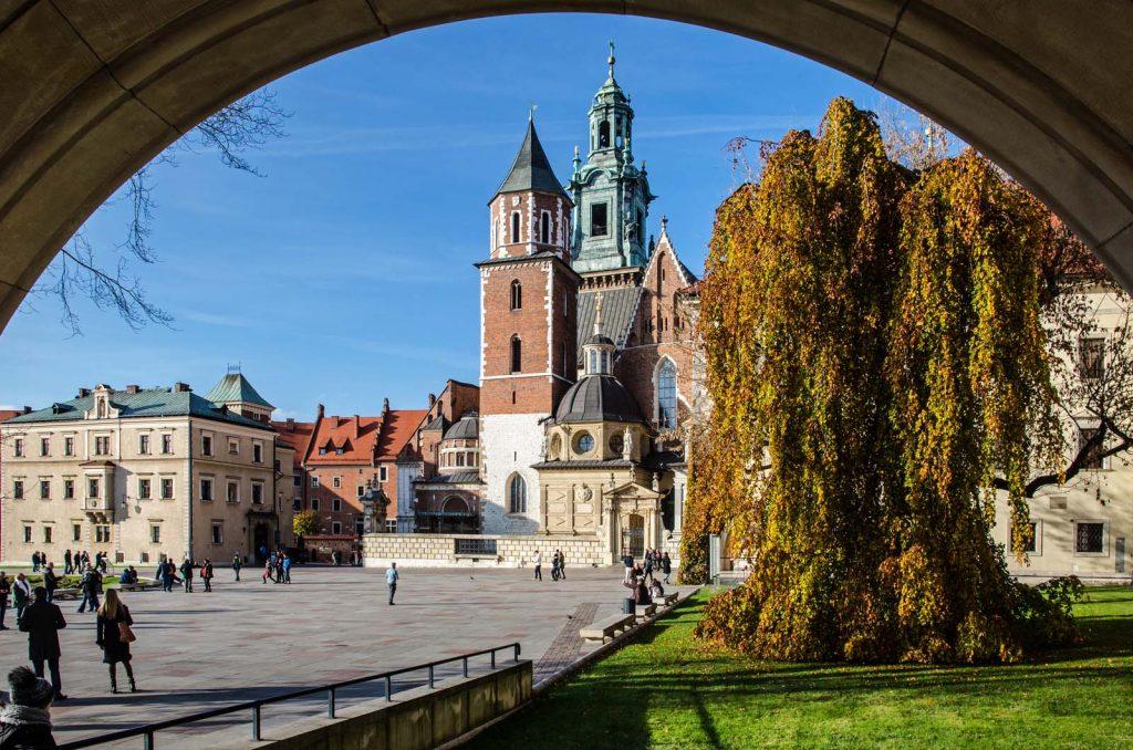 Polska, Kraków, Wawel
