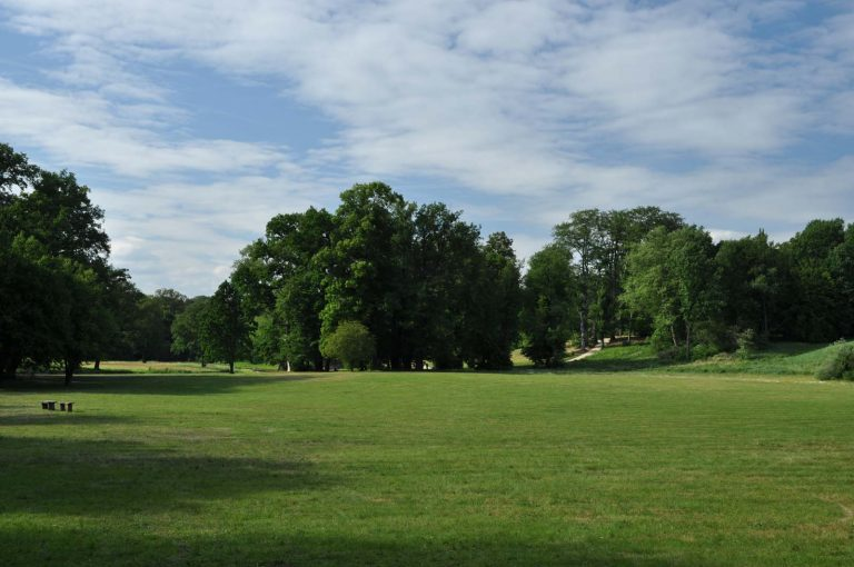 Park w stylu angielskim, Park Mużakowski.  Niemcy/Polska
