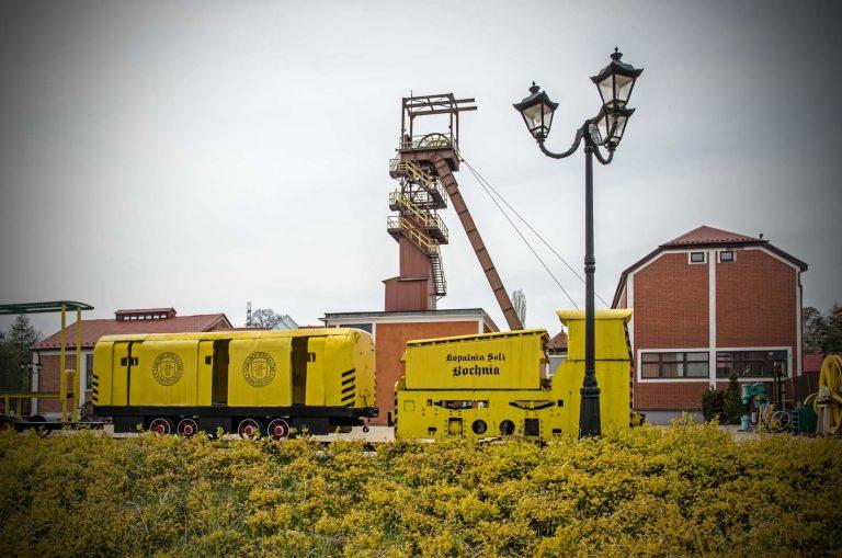 Kopalnia soli w Bochni służy jako atrakcja turystyczna i obiekt leczniczy, kopalnia w Bochni, Polska