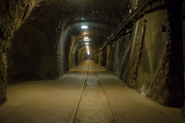Kopalnia soli w Wieliczce to 245 km korytarzy na dziewięciu poziomach