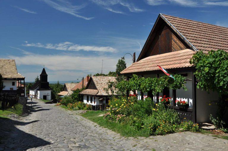 Hollókö -tradycyjna wieś węgierska