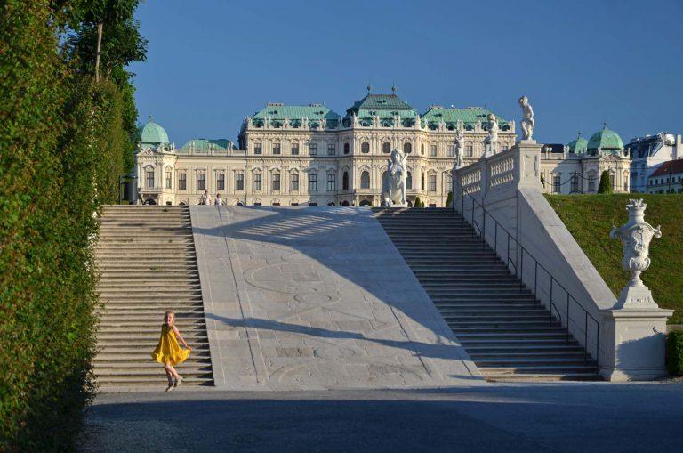 Belweder wiedeński, Austria