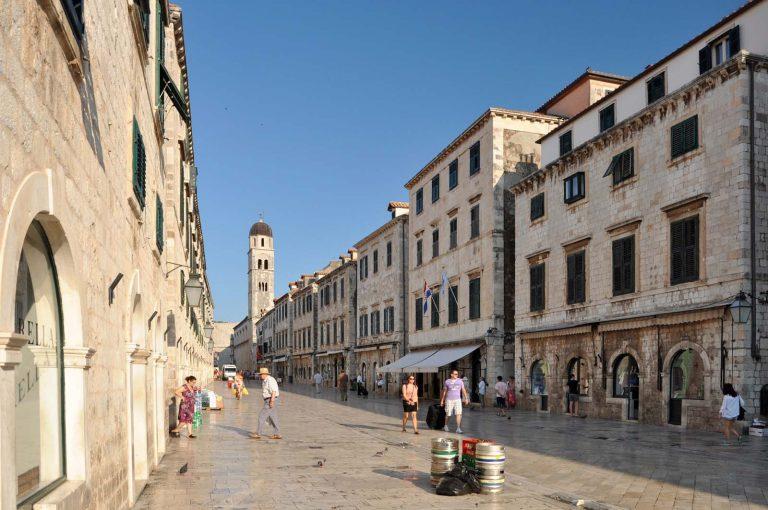 Dubrownik, Stare Miasto, Chorwacja