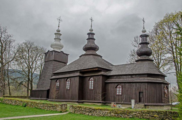 Drewniane cerkwie regionu Karpat. Brunary Wyżne