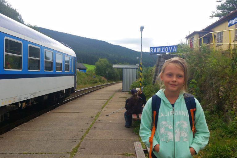Ramzova stacja kolejowa