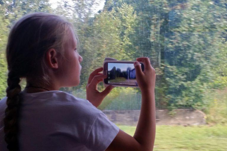 Mijany świat. Czeskie vlaki 2017