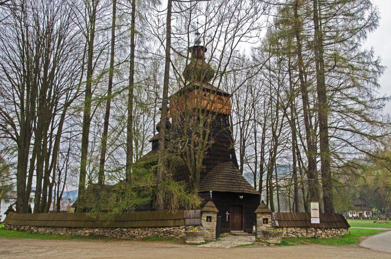 Drewniane cerkwie regionu Karpat. Powroźnik