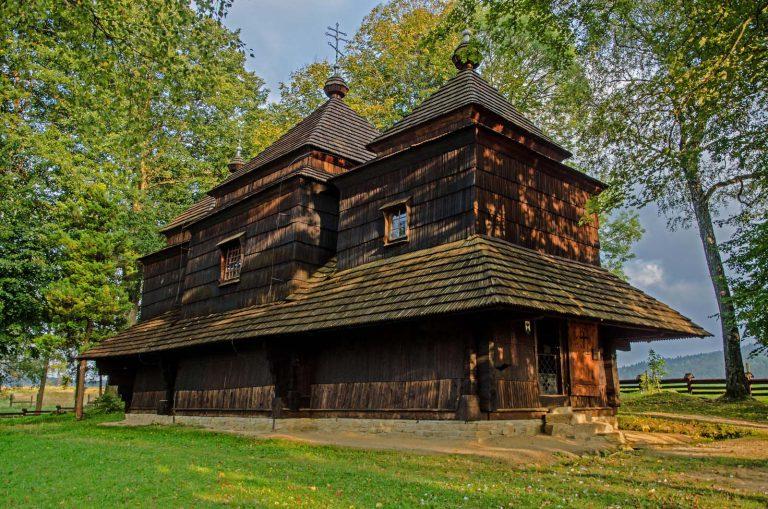 Drewniane cerkwie regionu Karpat. Smolnik