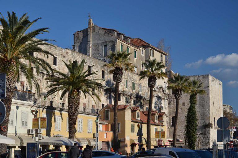 Split, Stare Miasto, Pałac Dioklecjana