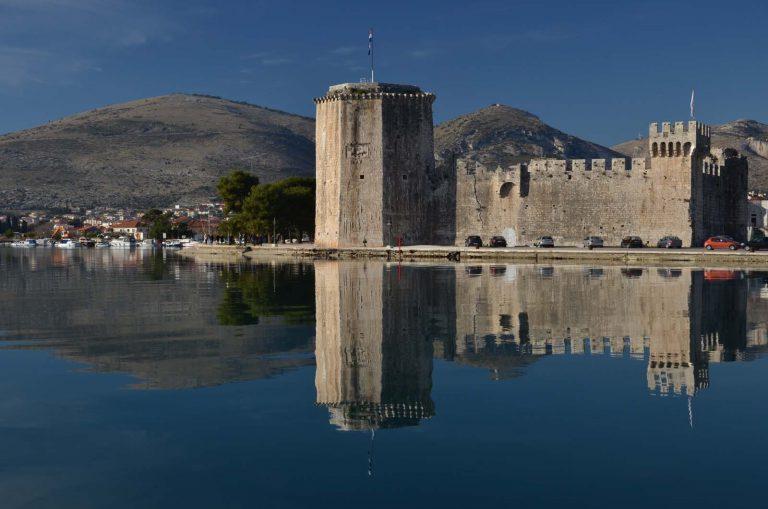 Twierdza Kamerlengo, Trogir, Chorwacja