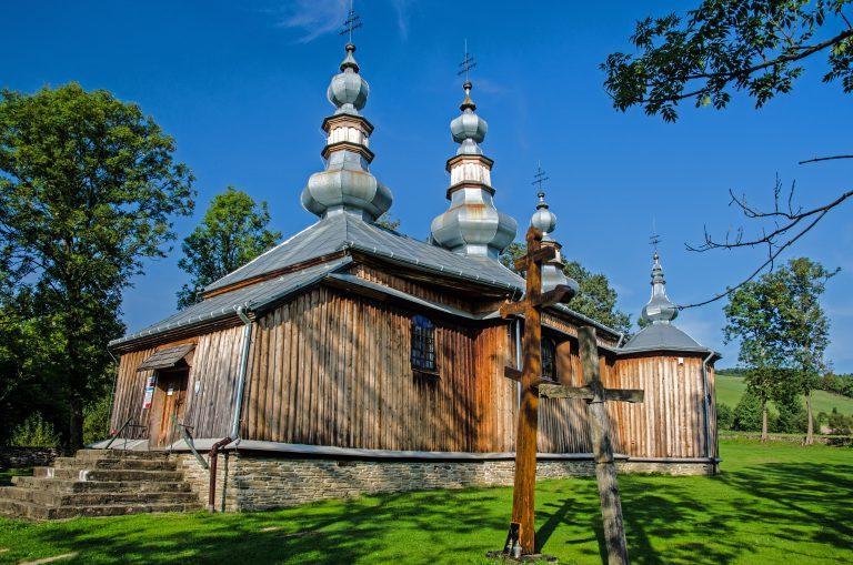 Drewniane cerkwie regionu Karpat. Turzańsk